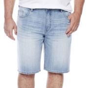 i jeans by Buffalo Taylor Stretch Shorts - Big & Tall