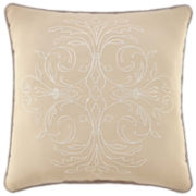 Croscill Classics® Panel Print Square Decorative Pillow