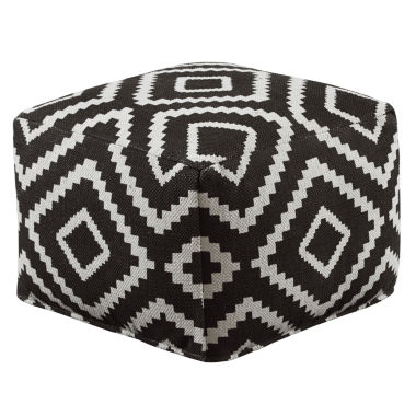 jcpenney.com | Signature Design by Ashley® Woven Geometric Pouf