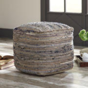 Signature Design by Ashley® Absalom Pouf