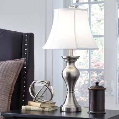 jcpenney.com | Signature Design by Ashley® Set of 2 Rishona Table Lamps