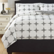 Signature Design by Ashley® Cyrun 3-pc. Duvet Set