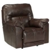 Signature Design by Ashley© Barrettsville Rocker Recliner