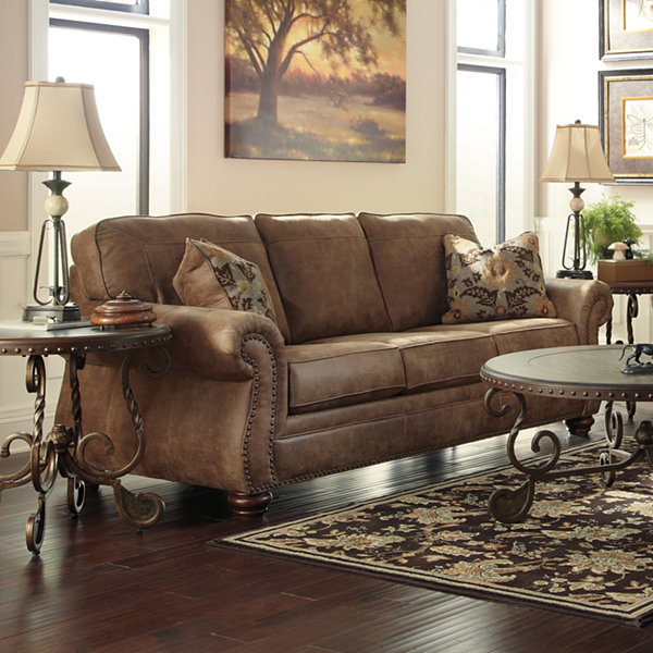Sectional Sofas At Jcpenney: Signature Design By Ashley® Kennesaw Sofa