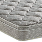 Serta® Sertapedic® Gardencrest Euro-Top - Mattress Only