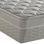 Serta® Sertapedic® Gardencrest Euro-Top - Mattress + Box Spring