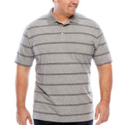 The Foundry Supply Co.™ Short-Sleeve Pocket Polo - Big & Tall