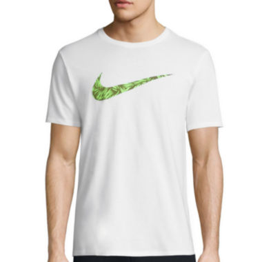 jcpenney.com | Nike® Palm Print Swoosh Tee