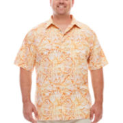 Van Heusen® Short-Sleeve Shirt - Big & Tall