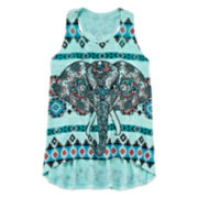 Arizona Graphic Sublimated Tank Top - Girls 7-16 and Plus