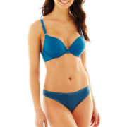 Maidenform® Pure Genius Full-Coverage Tailored Bra or Thong Panties