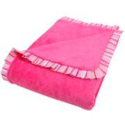 Trend Lab® Savannah Ruffle-Trim Blanket