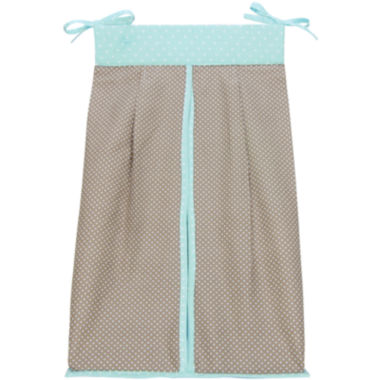 jcpenney.com | Trend Lab® Cocoa Mint Diaper Stacker