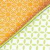 Orange/green