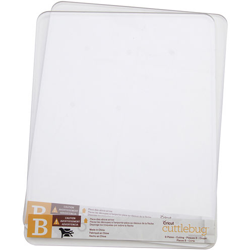 Cuttlebug™ Replacement Cutting Plate B