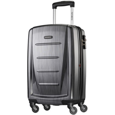 "jcpenney.com | Samsonite® Winfield Fashion 20"" Hardside Carry-On Spinner Upright"