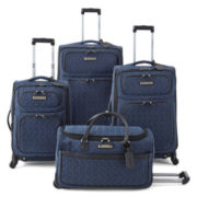 CLOSEOUT! Liz Claiborne® Signature III Spinner Luggage Collection