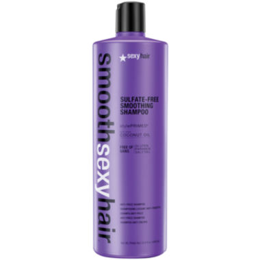 jcpenney.com | Smooth Sexy Hair® Sulfate-Free Smoothing Shampoo - 33.8 oz.