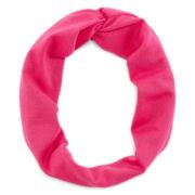 Carole Pink Love Knot Headwrap