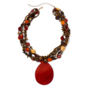 Mixit™ Shell and Bead Necklace