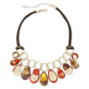 Mixit™ Boho Chic Cluster Necklace