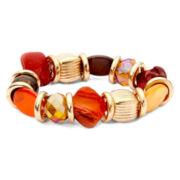 Mixit™ Shell & Bead Stretch Bracelet