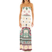 Bisou Bisou® Blouson Maxi Dress