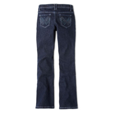 jcpenney.com | Arizona Bootcut Embellished Jeans - Girls 6-16 and Slim