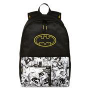 Batman Screenprint Backpack