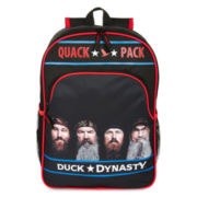 Duck Dynasty Quack Pack Backpack