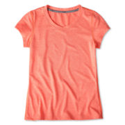 Xersion™ Quick-Dri Tee - Girls 6-16