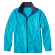 Xersion™ Fleece Track Jacket - Boys 6-18
