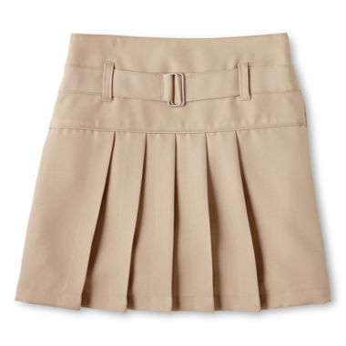 jcpenney.com | IZOD® Belted Scooter Skirt - Girls 7-16 and Plus