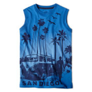 Joe Fresh™ Graphic Tank - Boys 4-14