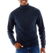 St. John's Bay® Long-Sleeve Turtleneck Shirt