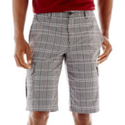 Dickies® Plaid Cargo Shorts