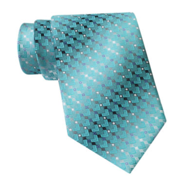 jcpenney.com | Van Heusen® Striped Mini-Geo Tie