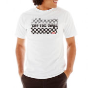 Vans® Checksplit Graphic Tee