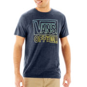 Vans® Off Line Graphic Tee