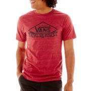 Vans® Diamented Graphic Tee