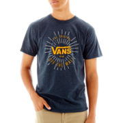 Vans® Bursted Graphic Tee