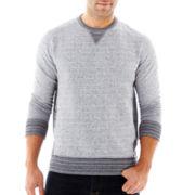 JF J. Ferrar® Fleece Sweatshirt