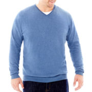 The Foundry Supply Co.™ V-Neck Sweater – Big & Tall