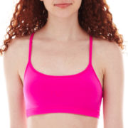 City Streets® Seamless T-Back Bralette