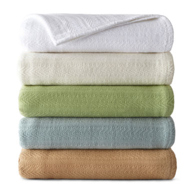 jcpenney.com | Vellux® Cotton Blanket