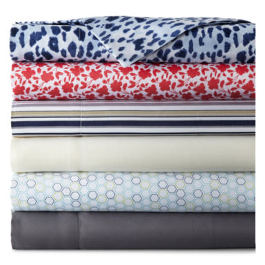 jcpenney.com | Home Expressions™ Microfiber Full Sheet Set