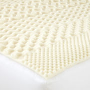 "Isotonic® 7-Zone 1½"" Memory Foam Mattress Topper"