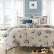 Madison Park Nantucket 6-pc. Nautical Duvet Cover Set