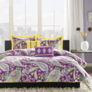 Intelligent Design Kayla Paisley Comforter Set