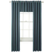 Royal Velvet® Kathryn Grommet-Top Window Treatments